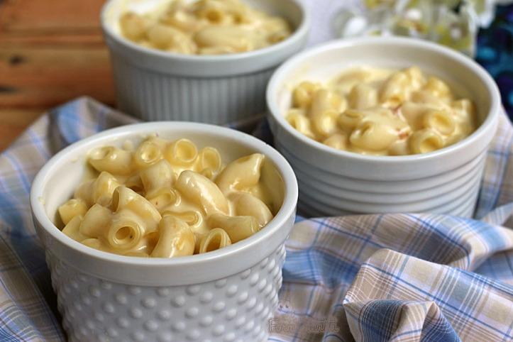 O melhor Mac & Cheese!!!! Você vai se surpreender com esse delicioso macarrão com queijo...